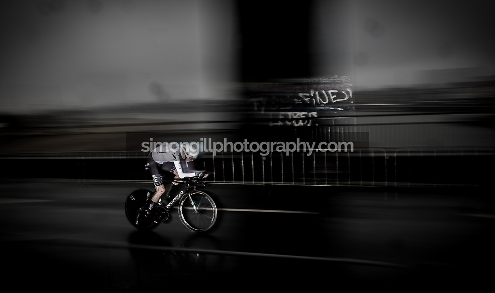 July 1st 2017, Düsseldorf, Germany; Cycling, Tour de France, Stage 1; Chris Froome