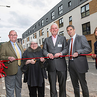 Fairfield Housing Co-op Canal Street opening
