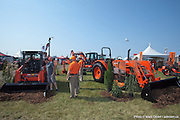 Kubota à  Expo-Champ  / Saint-Liboire / Canada / 2015-09-01, Photo © Marc Gibert / adecom.ca