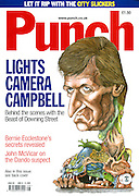 Punch cover 14 June 2000