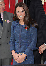 Duke and Duchess of Cambridge at Goldsmiths' Hall