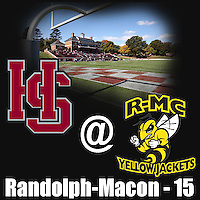 Football @ Randolph-Macon - 15