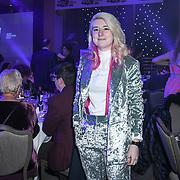 Lauren Deakin-Davies - producer Gary Barlow attend The Music Producers Guild Awards at Grosvenor House, Park Lane, on 27th February 2020, London, UK.