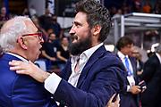 Gianmarco Pozzecco<br /> Umana Reyer Venezia - Banco di Sardegna Dinamo Sassari<br /> Legabasket LBA Serie A Postemobile 2018-2019 Finale Playoff Gara 7<br /> Sassari, 22/06/2019<br /> Foto L.Canu - Ciamillo-Castoria