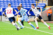 Coventry City midfielder Wesley Jobello in action during the EFL Sky Bet League 1 match between Bolton Wanderers and Coventry City at the University of  Bolton Stadium, Bolton, England on 10 August 2019.