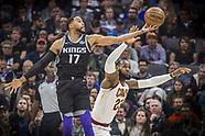 Sacramento Kings v Cleveland Cavaliers - 27 December 2017