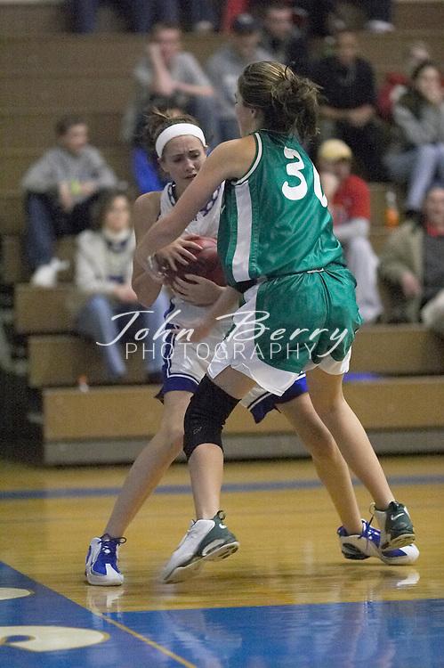 MCHS JV Girls Basketball..vs Greene..Fourth Period..December 7, 2004