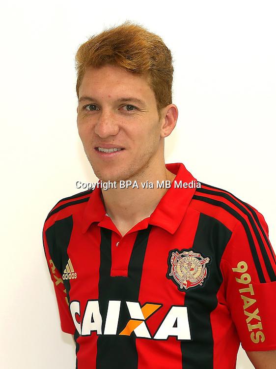 Brazilian Football League Serie A / <br /> ( Sport Club do Recife ) - <br /> Weverton Almeida Santos