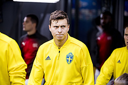 July 3, 2018 - Stockholm St Peterburg, Sweden Russia - FIFA WORLD CUP 2018 Sweden defeated Switzerland 1-0 in St Petersburg, Russia and are ready for the quarter final. VM 2018 i Ryssland. Sverige - Schweiz, 1 - 0, Ã¥ttondelsfinal, match action landslaget. Foto : PETWIX : VM Ryssland 2018 ( Sankt Petersburg ). Sverige-schweiz. 1-0. Victor Nilsson Lindelöf (Credit Image: © WixtrÖM Peter/Aftonbladet/IBL via ZUMA Wire)