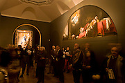 Dulwich Picture Gallery's exhibition Murillo & Justino de Neve: The Art of Friendship whose focus is on the 17th century Spanish Baroque painter's relationship with his patron and friend, Don Justino de Neve, a canon of Seville Cathedral, bringing together nearly all of the paintings Murillo made for Neve. Some artworks have never before been seen in public, taken down from its high position in Seville Cathedral for the first time since it was installed by Neve in 1667.