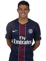 Thiago Silva of PSG during PSG photo call for the 2016-2017 Ligue 1 season on September, 7 2016 in Paris, France<br /> Photo : C.Gavelle/ PSG / Icon Sport