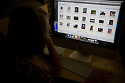 Google Images on iMac computer screen