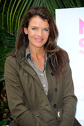 Annabel Croft poses in the Palm Court at Alexandra Palace to celebrate the opening of this year's Mums Show Live!, the UK's first exhibition aimed at parents with children aged 4 - 12 year olds, London, England, May 16, 2013. Photo by:  Chris Joseph / i-Images