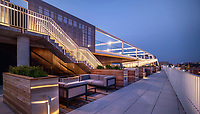 Architectural  image of DC  Square 37 in the West End of Washington DC by Michael Sauers of Commercial Photographics, Architectural Photo and Video Artistry