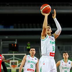 20190116: SLO, Basketball - FIBA Champions League 2018/19, KK Petrol Olimpija vs BC Filou Oostende