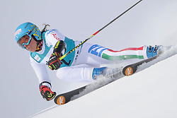 09.12.2012, Engiadina Rennstrecke, St. Moritz, SUI, FIS Ski Alpin Weltcup, Riesenslalom, Damen, 1. Lauf, im Bild Frederica Brignone (ITA) // in action during 1st run of ladies Giant Slalom of FIS ski alpine world cup at the Engiadina course, St. Moritz, Switzerland on 2012/12/09. EXPA Pictures © 2012, PhotoCredit: EXPA/ Freshfocus/ Andreas Meier..***** ATTENTION - for AUT, SLO, CRO, SRB, BIH only *****