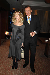 RICHARD & BASIA BRIGGS at an exhibition of artist Alan Halliday's work in support of the English National Ballet held at the Intercontinental Hotel, Park Lane, London on 9th March 2007.<br /><br />NON EXCLUSIVE - WORLD RIGHTS