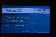 Sodexo Catalyst Women in Tech event 11.07.2017
