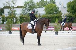 Sunesen Susanne, (DEN), Thy's Que Faire<br /> Grade III Team Test<br /> Para-Dressage FEI European Championships Deauville 2015<br /> © Hippo Foto - Jon Stroud<br /> 18/09/15