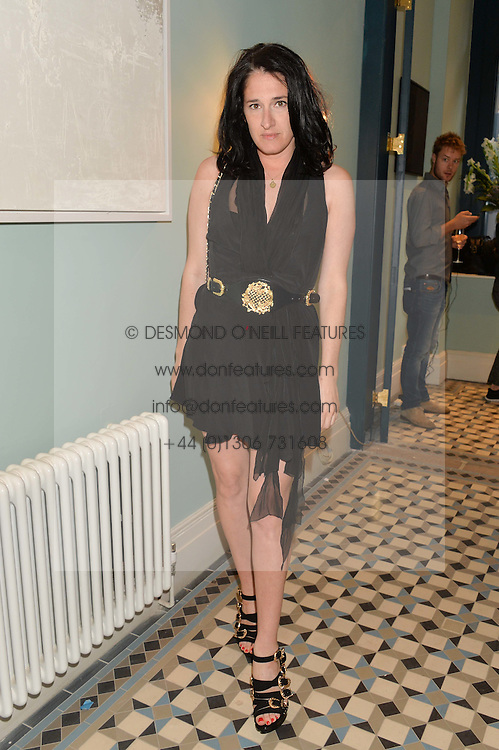 AMY MOLYNEAUX at the Grand opening of Library - a new members club at 112 St Martin's Lane, London on 25th June 2014.