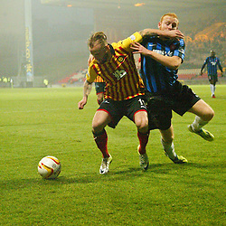 Partick Thistle v Hamilton | Scottish Cup | 29 November 2014