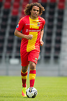 Kenny Teijsse during the team presentation of Go Ahead Eagles on July 15, 2016 at the Adelaarshorst Stadium in Deventer, The Netherlands.