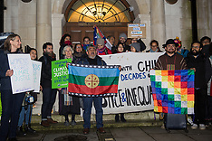 2019-12-06 Vigil for Climate Justice in Solidarity with Chile