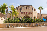 Regal Cinemas at Ocean Place Oceanside California