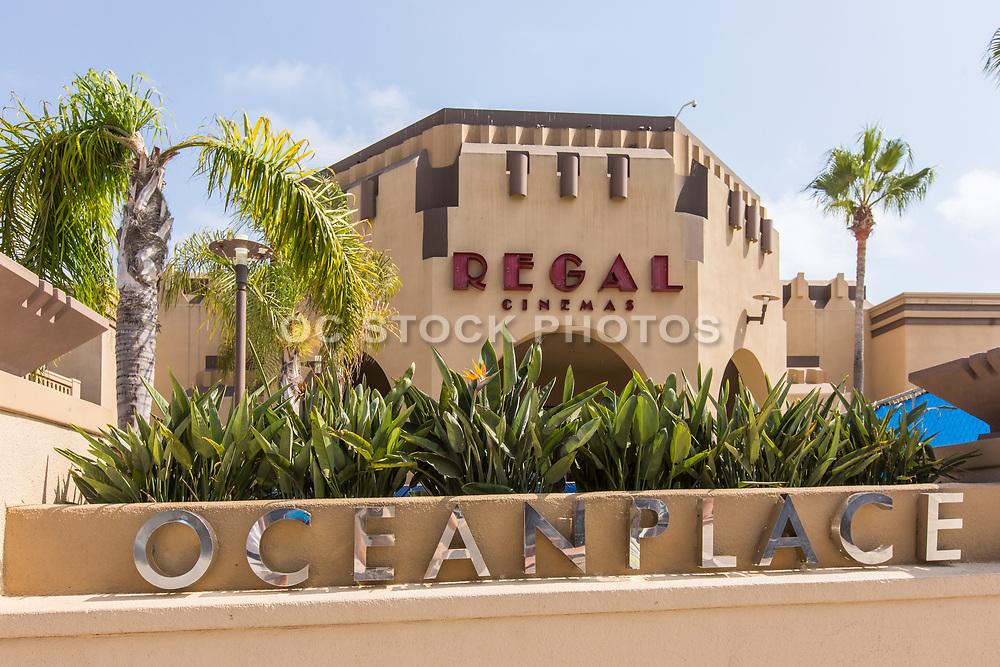 Regal Cinemas at Ocean Place Oceanside California