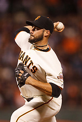 SAN FRANCISCO, CA - SEPTEMBER 13: George Kontos #70 of the San Francisco Giants pitches against the San Francisco Giants during the seventh inning at AT&T Park on September 13, 2016 in San Francisco, California. The San Diego Padres defeated the San Francisco Giants 6-4. (Photo by Jason O. Watson/Getty Images) *** Local Caption *** George Kontos
