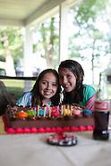 Elena's Birthday Party