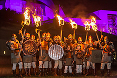 Hogmanay Torchlight Procession | Edinburgh | 30 December 2017