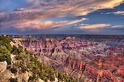 Northern Rim of the Grand Canyon