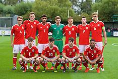 160904 Wales U19 v Iceland U19