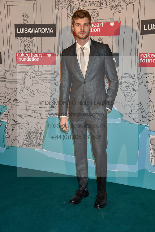 Jim Chapman at the Fabulous Fund Fair in aid of Natalia Vodianova's Naked Heart Foundation in association with Luisaviaroma held at The Round House, Camden, London England. 18 February 2019.