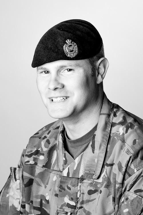 Daniel Gould, Army - Royal Engineers, Corporal, Tech Corporal, 2003-present, Afgahnistan (2)
