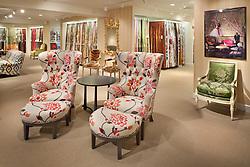 Brunschwig and Fils showroom at Washington DC Design Center
