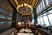 China, Hong Kong S.A.R..The Ritz-Carlton, Hong Kong. World's highest Dim Sum at Tin Lung Heen.