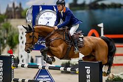Van De Pol Henk, NED, Looyman Z<br /> JIM Maastricht 2019<br /> Van Mossel Prix<br /> © Dirk Caremans<br />  09/11/2019