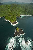 South coast of Bioko Island, Equatorial Guinea, West Africa.