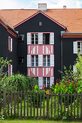 Gartenstadt , (Garden city), housing estate a UNESCO world Heritage site at Falkenberg in Berlin Germany