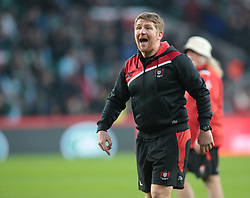 December 27, 2016 - London, England, United Kingdom - Jonny Bell Defence Coach  of Gloucester ..during Aviva Premiership Rugby Big Game 9 match between Harlequins and Gloucester Rugby at The Twickenham Stadium, London on 27 Dec 2016  (Credit Image: © Kieran Galvin/NurPhoto via ZUMA Press)