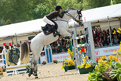 Springsteen Jessica, USA, Cynar W<br /> CSI5* Jumping<br /> Royal Windsor Horse Show<br /> © Hippo Foto - Jon Stroud