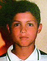 UNDATED - Portuguese football player Cristiano Ronaldo in his childwood. PHOTO: CITYFILES
