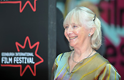 "Gemma Jones<br /> <br /> God's Own Country UK Premiere, Wednesday 21st June 2017<br /> <br /> The opening night gala of the Edinburgh International Film Festival featured the UK Premiere of ""God's Own Country""<br /> <br /> Stars and guests arrive on the red carpet<br /> <br /> (c) AimeeTodd 