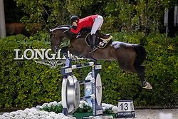 Sato Eiken, JPN, Chacanno<br /> Longines FEI Jumping Nations Cup Final<br /> Challenge Cup - Barcelona 2019<br /> © Dirk Caremans<br />  05/10/2019