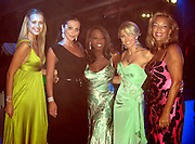 **EXCLUSIVE**.Petra Nemcova, Star Jones, Actress Hofit Golan & Denise Rich.Prince Albert Charity Event.Greenhouse.Cannes, France.Thrusday, May 15, 2008.Photo By Celebrityvibe.com.To license this image please call (212) 410 5354; or Email: celebrityvibe@gmail.com ;.website: www.celebrityvibe.com