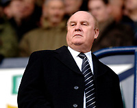 Photo: Daniel Hambury.<br />Tottenham Hotspur v Newcastle United. The Barclays Premiership. 31/12/2005.<br />Newcastle's chairman Freddie Shepard who this week has been moaning about the distance the team and fans have to travel over the holiday period.