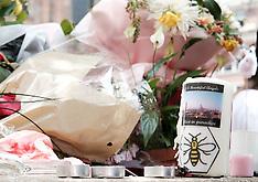 Floral Tributes St Ann's Square | Manchester | 4 June 2017