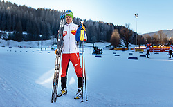 16.12.2016, Nordische Arena, Ramsau, AUT, FIS Weltcup Nordische Kombination, Langlauf, im Bild during Cross Country Training of FIS Nordic Combined World Cup, at the Nordic Arena in Ramsau, Austria on 2016/12/16. EXPA Pictures © 2016, PhotoCredit: EXPA/ JFK